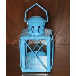 Lampášik - malý, modrý